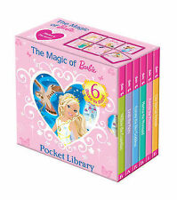 The Magic of Barbie Pocket Library by Egmont UK Ltd (Board book, 2010)