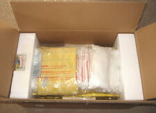 NEW AMERICAN GIRL DOLL MOLLY/EMILY'S YELLOW WOODEN BED & BEDDING SET NIB RETIRED