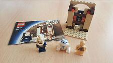 LEGO star wars - 4475-Jabba 's message-presque entièrement + BA + comme neuf