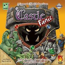 Castle Panic Board Game - Fireside Games (New)