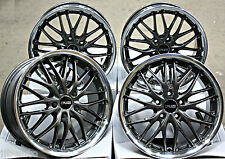 "18"" CRUIZE 190 GMP ALLOY WHEELS FIT VOLVO S90 V70 V90 XC90"