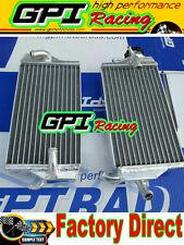 GPI Oversize Aluminum Radiator Honda CR250 CR250R CR 250R 2000 2001 00 01