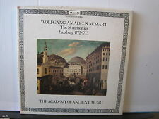MOZART The Symphonies Vol 3 L'OISEAU-LYRE Florilegium 3LP BOX Free UK Post