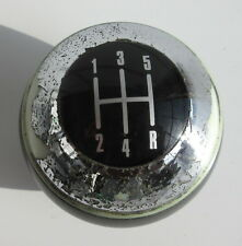 Genuine Used MINI Chrome & Black 5 Speed Gear Knob for R50 R52 #4