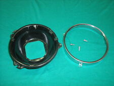 "CADILLAC CHEVROLET OLDSMOBILE FORD CUVELAGE + CERCLE DE PHARE 5"" 3/4 NEUF- NOS"