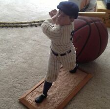 "RARE Babe Ruth ""60th HomeRun""Beautiful 14"" Figure-Ltd. Edition-Nice"