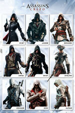 ASSASSIN'S CREED: SYNDICATE - GAMING POSTER / PRINT (THE ASSASSINS / GRID)