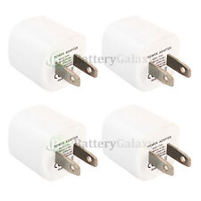 4 USB Travel Battery Home Wall Charger Mini for Apple iPhone SE 6 6S 7 7S Plus