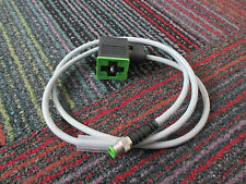NEW MURR ELEKTRONIK LED 3-PIN CABLE F/ VALVE, 333045, MSKL3-H-PFB0.8M, NOOP MINT
