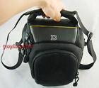 Digital DSLR Camera Bag Case Fit Nikon D90 D5100 D7000 D3100 D80 D3200 P500 D70