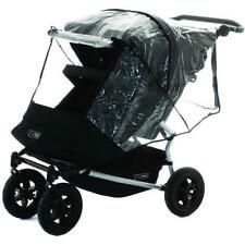 Mountain Buggy Duet Storm and Rain Cover for all Duet Strollers!!