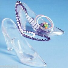 Cinderella Princess Diva (1)  Slipper Shoe Wedding Party Favors Cake Topper