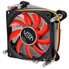 Hyxcp FoxHunter 35mm Núcleo De Cobre CPU Cooler Fan & Disipador de calor para 1155/56 i3/i5/i7