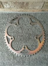 Vintage Sakae 52t Oval Tech Chainring 130 BCD Biopace Style Road MTB Japan