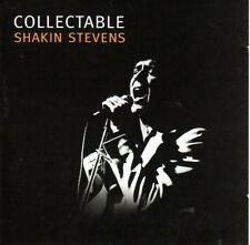 CD + DVD Shakin Stevens - Collectable, 2004, RAR, PAL