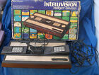 Mattel Intellivision Video Game System CIB Complete In Box Tested Working VTG
