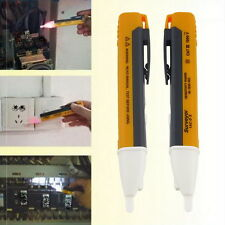 LED Non-Contact AC Electric Power Voltage Tester Volt Alert Pen Detector Sensor