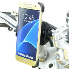 Dedicated Motorcycle Bike Handlebar Mount for Samsung Galaxy S7 Edge