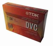 TDK 60min Mini DVC Digital Video Cassette