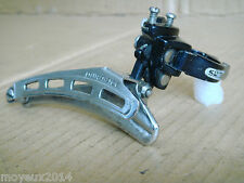 dura -ace first generation rare front dérailleur black collier vintage road bike