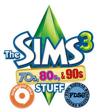 The Sims 3 70s 80s and & 90s (Mac&PC, 2013) Origin Download Region Free