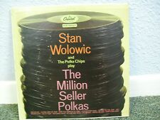 Stan Wolowic and the Polka Chips Play The Million Seller Polkas Music Record