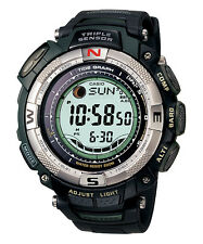 CASIO PROTREK TOUGH SOLAR TRIPLE SENSOR 200M WATCH PRG-130-1 PRG-130-1VDR