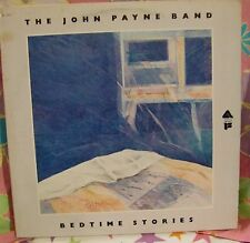 """12"""" VERY RARE LP BEDTIME STORIES BY THE JOHN PAYNE BAND (1976) ARISTA FREEDOM"""