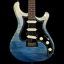 NEW KNAGGS TIER 1 SEVERN ELECTRIC GUITAR BOUTIQUE STRAT PUPS BLUE WICKEDBURST