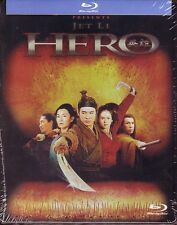 BLURAY - HERO - JET LI - LIMITED EDITION STEELBOOK - Brand New!  Martial Arts