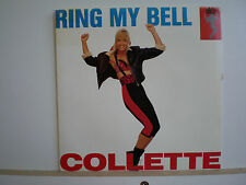 45 Vinyl Records Collette Ring My Bell