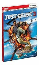 Just Cause 3 Standard Edition Guide by Prima Games (2015, Paperback)