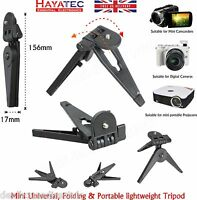 Universal Digital Camera Tripod Small Portable Stand for Projectors Camcorder UK