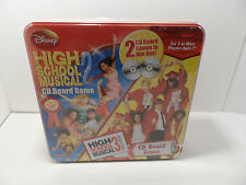 High School Musical 2 CD Board Game -- NEW