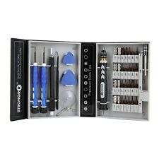 38-Piece Precision Screwdriver Repair Tool Kit For Apple Devices and Laptop