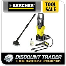 Karcher High Pressure Cleaner 1.6kW K 3 Deck - 1.601-829.0