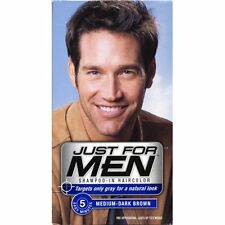 Just for Men Shampoo-in Haircolor Medium-dark Brown H-40 (Pack of 2)