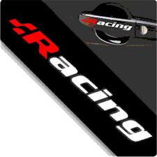 4pcs 3M Reflective Racing Doorknob Car Sticker Decal 01412 12x2CM