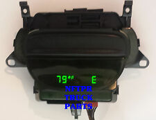 FORD F-150 E-150 OVERHEAD CONSOLE COMPUTER DISPLAY  98 UP REBUILT WITH WARRANTY