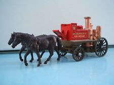Lledo Promo Model LP05 Horse Drawn Shand Mason Fire Engine Metropolitan Brigade