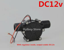 10w water turbine generator small Hydroelectric power generatoren DC 12v DIY