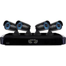 Night Owl AHD7-441 4 Camera 4 Channel Video Security System
