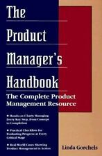 The Product Manager's Handbook (NTC Business Books), Gorchels, Linda, New Book