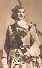 B98410 robert donat real photo types folklore costumes actors movie star