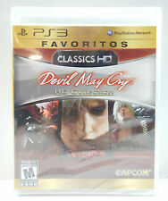 PS3 Favoritos Devil May Cry 1 2 and 3 HD Collection Playstation Capcom