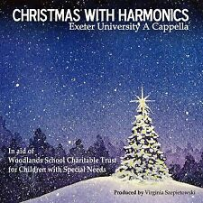 Christmas with Harmonics CD - Exeter University A Cappella Group - Xmas Carols