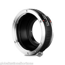 K&F Concept Lens Mount Adapter Ring for Canon EOS EF Lens to M4/3 MFT Olympus