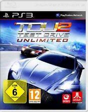 Playstation 3 TDU2 Test Drive Unlimited  2 Deutsch TopZustand