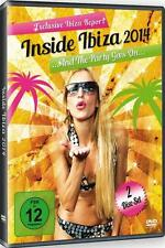 INSIDE IBIZA 2014 ...AND THE PARTY GOES ON (CD + DVD) NEU & OVP