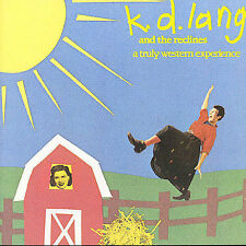A Truly Western Experience, k.d. lang & The Reclines, Lang, , Good Extra tracks